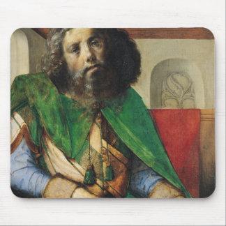 Portrait of Plato  c.1475 Mouse Pad