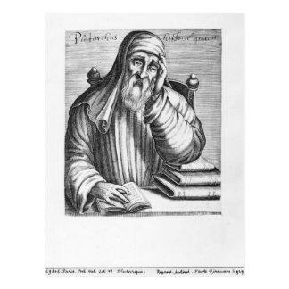 Portrait of Plutarch Postcard