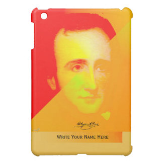 Portrait of Poe Cover For The iPad Mini