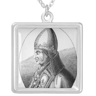 Portrait of Pope Gregory IX Necklace