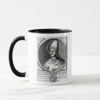 Portrait of Pope Gregory VII Mug
