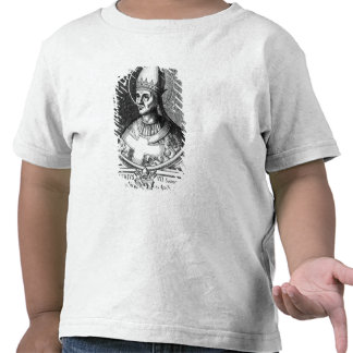 Portrait of Pope Gregory VII Tees