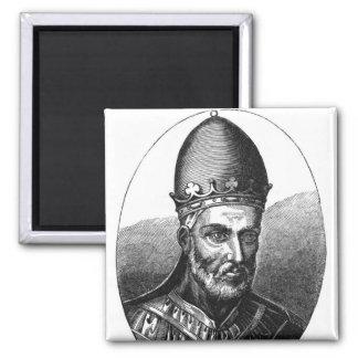 Portrait of Pope Honorius III Refrigerator Magnet