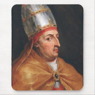 Portrait of Pope Nicholas V Peter Paul Rubens Mouse Pad