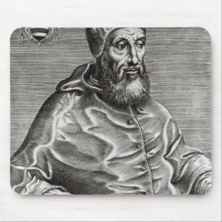 Portrait of Pope Pius IV, 1555 Mouse Pad