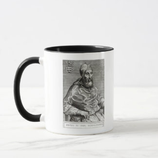 Portrait of Pope Pius IV, 1555 Mug