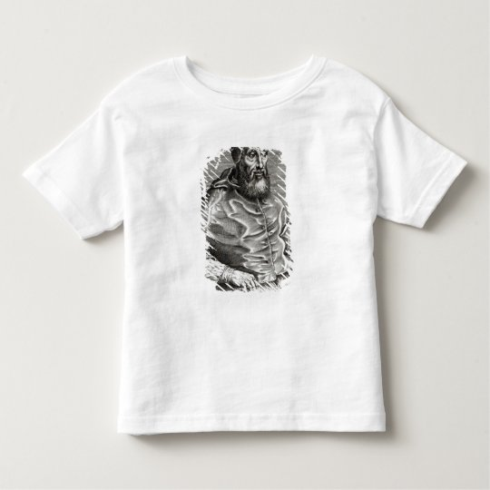Portrait of Pope Pius IV, 1555 Toddler T-shirt