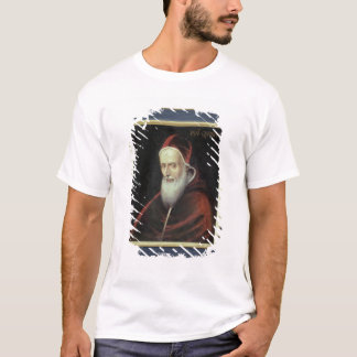 Portrait of Pope Pius V (1504-72) (oil on canvas) T-Shirt
