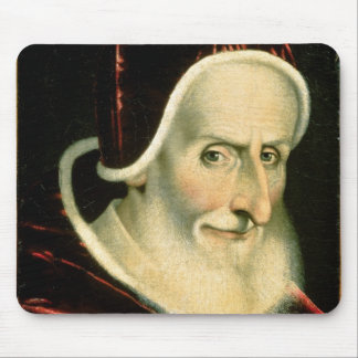 Portrait of Pope Pius V   1576-80 Mouse Pad