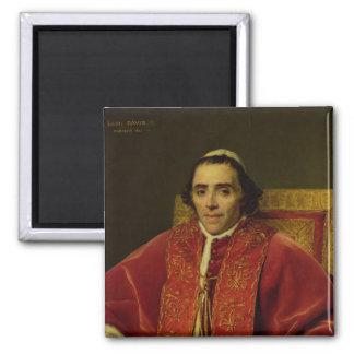 Portrait of Pope Pius VII , 1805 Fridge Magnets