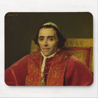 Portrait of Pope Pius VII , 1805 Mouse Pad