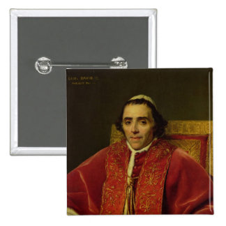 Portrait of Pope Pius VII , 1805 Pinback Button