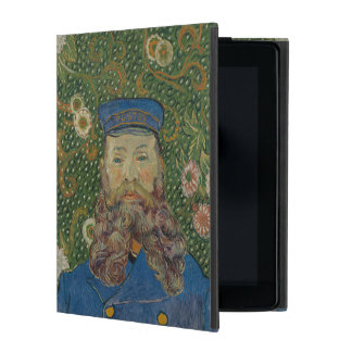 Portrait of Postman Joseph Roulin by Van Gogh iPad Folio Case