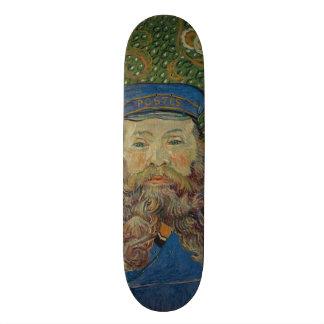 Portrait of Postman Joseph Roulin by Van Gogh Skateboard