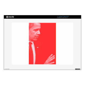 Portrait of President Barack Obama 38c Laptop Skin