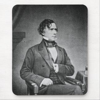Portrait of President Franklin Pierce by M Brady Mouse Pad