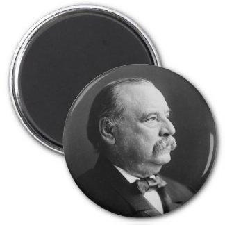 Portrait of President Stephen Grover Cleveland Fridge Magnet
