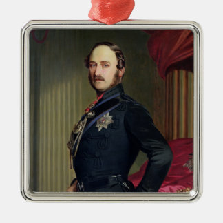 Portrait of Prince Albert (1819-61) 1859 (oil on c Metal Ornament