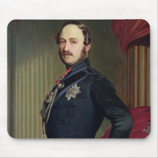 Portrait of Prince Albert 1819-61 1859 oil on c Mouse Pad