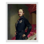 Portrait of Prince Albert (1819-61) 1859 (oil on c Posters