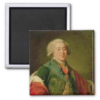 Portrait of Prince Alexander Borisovich Kurakin Magnet