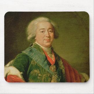 Portrait of Prince Alexander Borisovich Kurakin Mousepads
