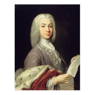 Portrait of Prince Antiokh Kantemir Post Cards