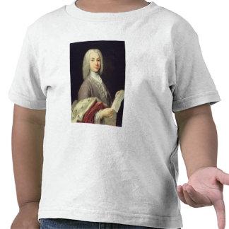 Portrait of Prince Antiokh Kantemir Shirts