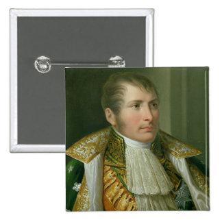 Portrait of Prince Eugene de Beauharnais Button