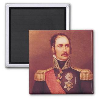 Portrait of Prince Eugene de Beauharnais Refrigerator Magnets