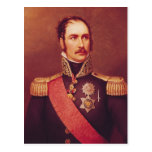 Portrait of Prince Eugene de Beauharnais Postcard
