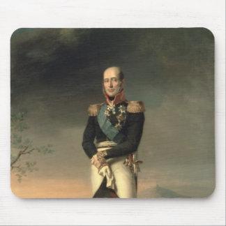 Portrait of Prince Mikhail Barclay de Tolly Mouse Pad