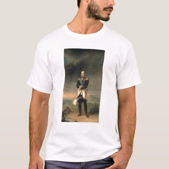 Portrait of Prince Mikhail Barclay de Tolly T-Shirt
