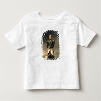 Portrait of Prince Mikhail Barclay de Tolly Toddler T-shirt