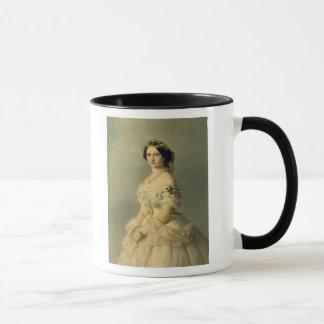 Portrait of Princess of Baden, 1856 Mug