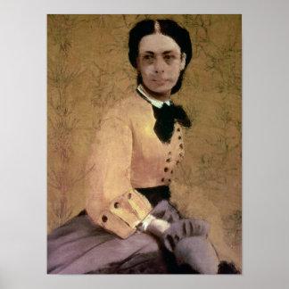 Portrait of Princess Pauline de Metternich Poster