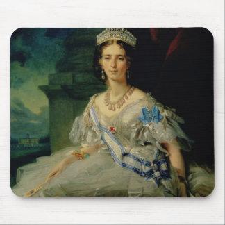 Portrait of Princess Tatiana Alexanrovna Mouse Pad