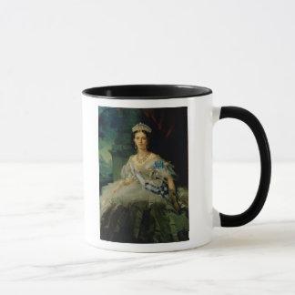 Portrait of Princess Tatiana Alexanrovna Mug