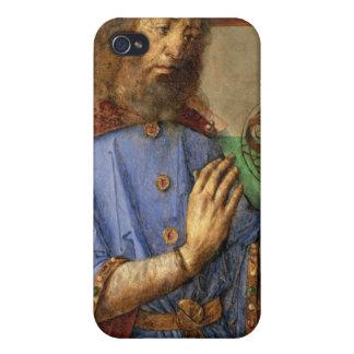 Portrait of Ptolemy, c.1475 iPhone 4 Case