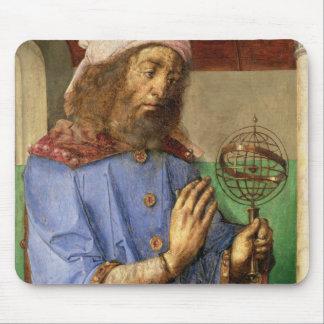 Portrait of Ptolemy, c.1475 Mouse Pad
