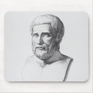 Portrait of Pythagoras Mouse Pad