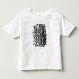 Portrait of Queen Elizabeth I Toddler T-shirt