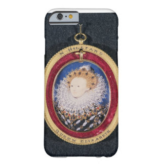 Portrait of Queen Elizabeth I (w/c on vellum) Barely There iPhone 6 Case