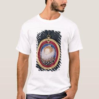 Portrait of Queen Elizabeth I (w/c on vellum) T-Shirt