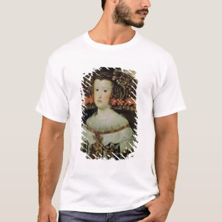 Portrait of Queen Maria Anna  of Spain T-Shirt