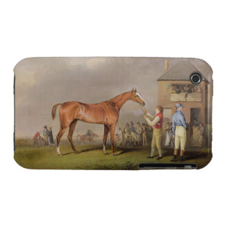 Portrait of 'Quiz', the property of Lord Rous, aft iPhone 3 Case-Mate Case