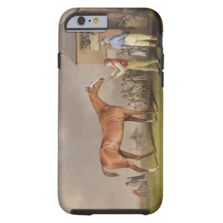 Portrait of 'Quiz', the property of Lord Rous, aft Tough iPhone 6 Case