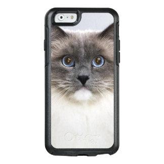 Portrait of Ragdoll cat OtterBox iPhone 6/6s Case