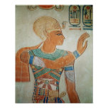 Portrait of Ramesses III  from Poster