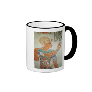 Portrait of Ramesses III  from Ringer Coffee Mug